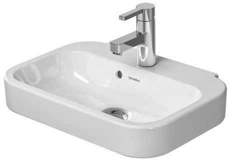 Duravit Happy d.2 Wall Mounted Basin 070950