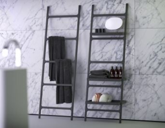 Knief K Stone Free Standing Towel Rack