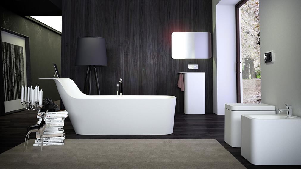 Knief Pride Freestanding Bathtub