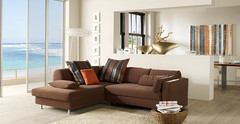 Himolla Sofa Suite model 9657 from the Young Basic collection
