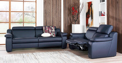 Himolla Sofa Suite model 1302 from the Planapoly Motion collection