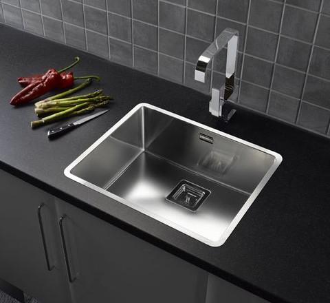 Kitchen Sinks from Franke and Reginox