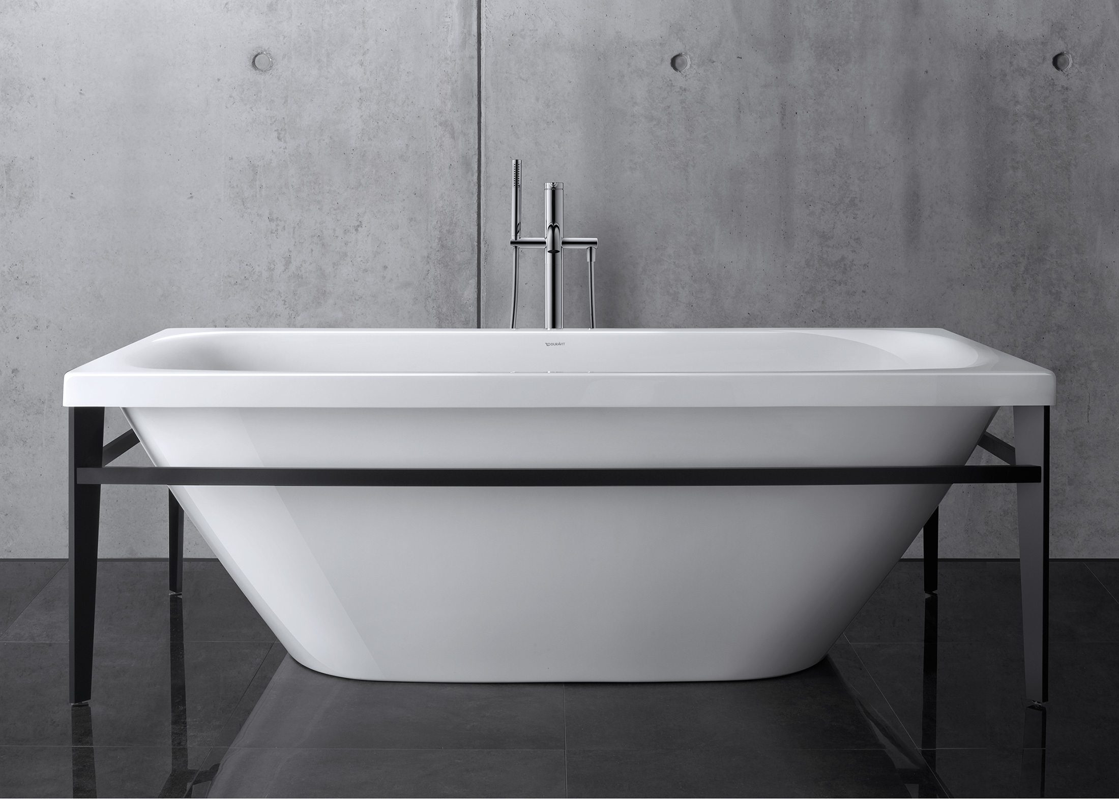 Duravit Viu Free Standing Bathtubs