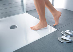 Duravit DuraPlan Flush Fit Shower Tray
