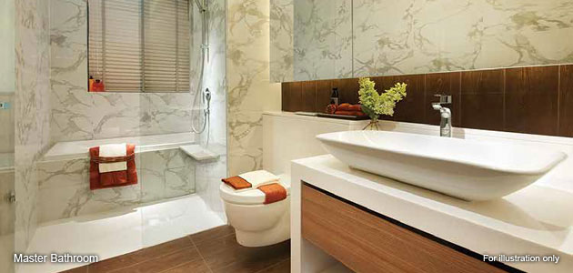 Jewel bathrooms