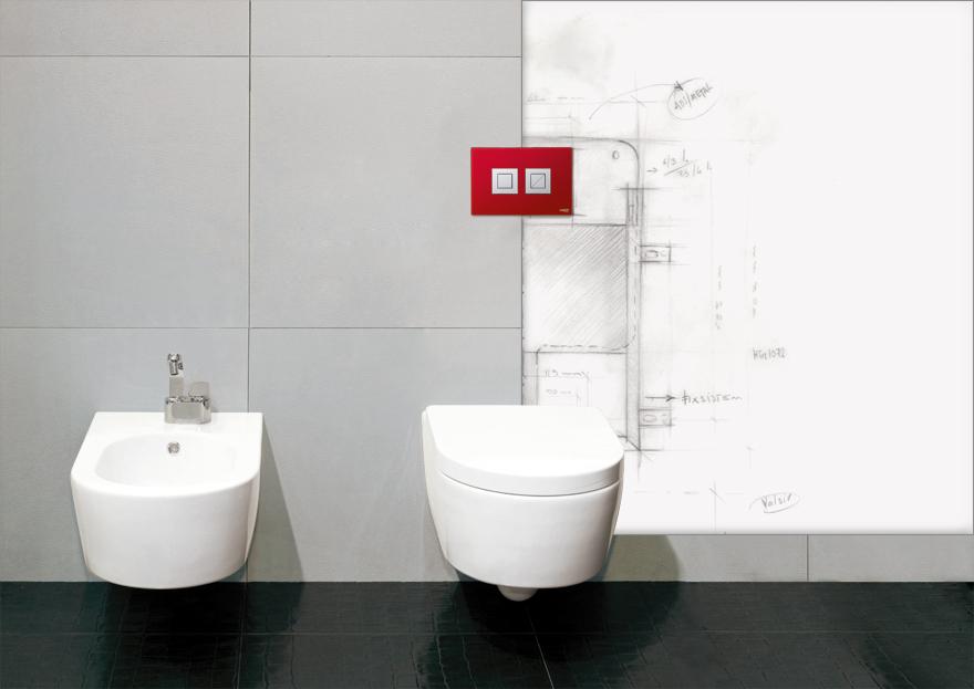 Valsir Evolut 2 Flush Cisterns