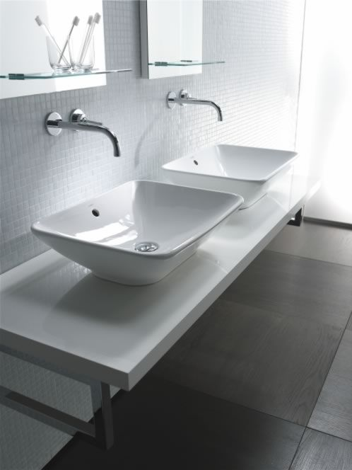 Duravit Bacino Above Counter Basin