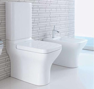 Duravit PuraVida Closed Coupled WC Bowl