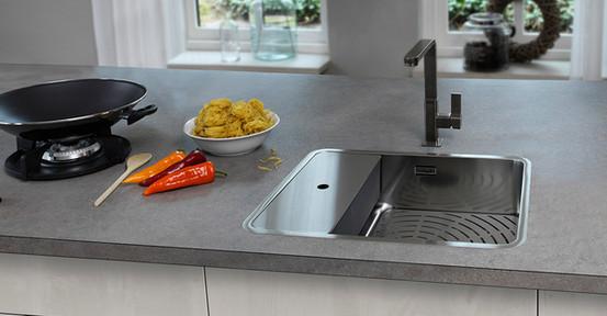 Reginox Niagara Single Bowl Kitchen Sink
