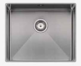 Reginox Florida Single Bowl Kitchen Sink L45x40