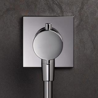 Cutting new edge technology - Keuco IXMO Solo Thermostatic Shower Mixer