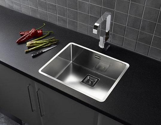 Reginox Texas Single Bowl Kitchen Sink L50x40
