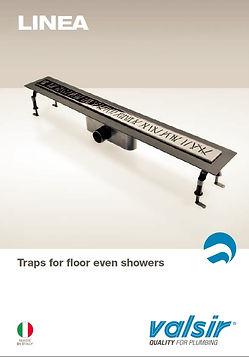 Valsir-Linea-shower-drain-system-ferrara