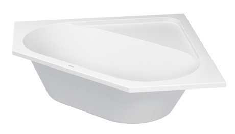 Duravit D-Code Built In Corner Bathtub 700137