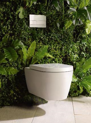 Duravit ME by Starck Wall Mtd WC Bowl