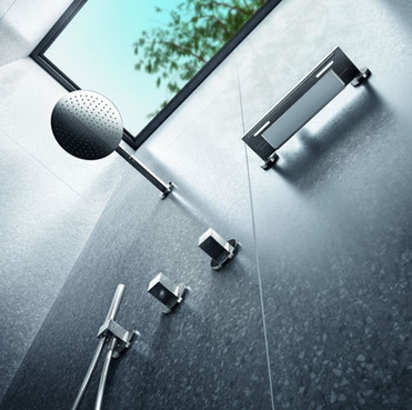 Keuco Edition 90 Concealed Shower Mixer