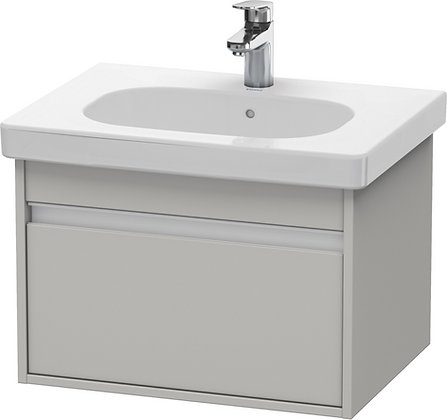 Duravit D-Code Furniture Washbasin 034265