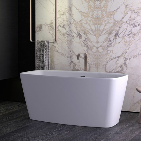 Bathtubs from Duravit and Knief