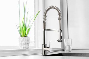 Crestial Eins+ Kitchen Sink Mixer