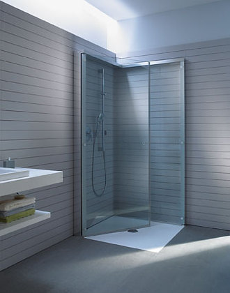 Duravit OpenSpace Shower Glass Enclosure 770001