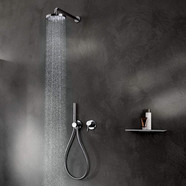 Keuco IXMO Concealed Shower Mixer Set