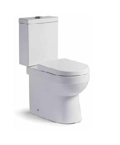 Vera Closed Coupled WC w/ PP Soft Close Seat Cover C.057