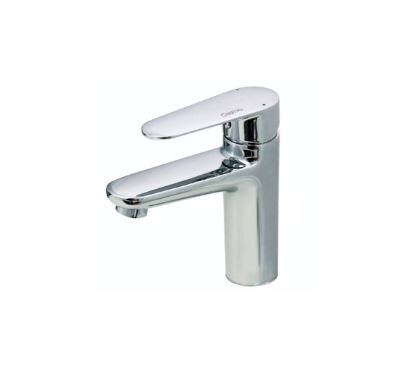 Crestial Image Single Lever Basin Mixer w/o Pop Up Waste - C33122