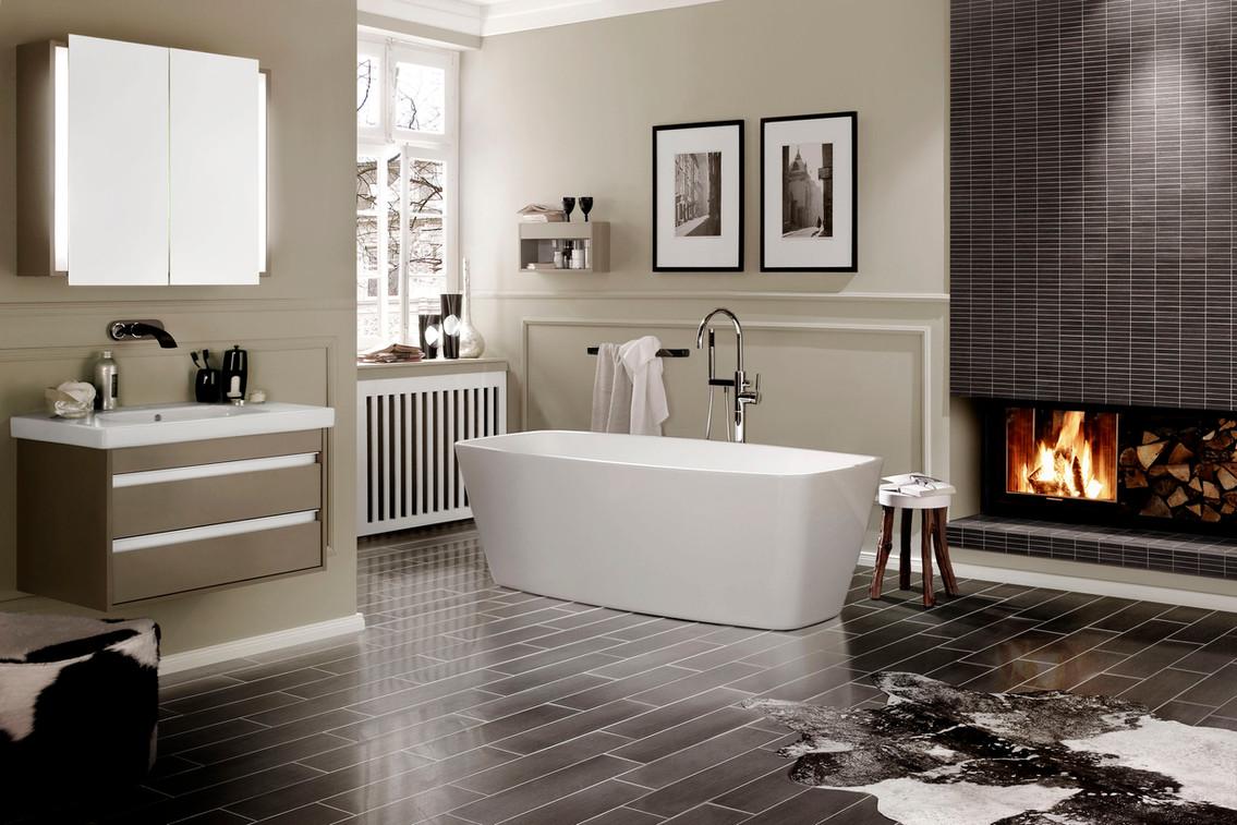 Knief Cube Freestanding Bathtub