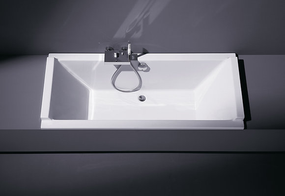 Duravit Starck Built In Bathtub 700339