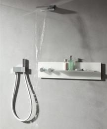 Keuco meTime_spa Thermostatic Shower Mixer