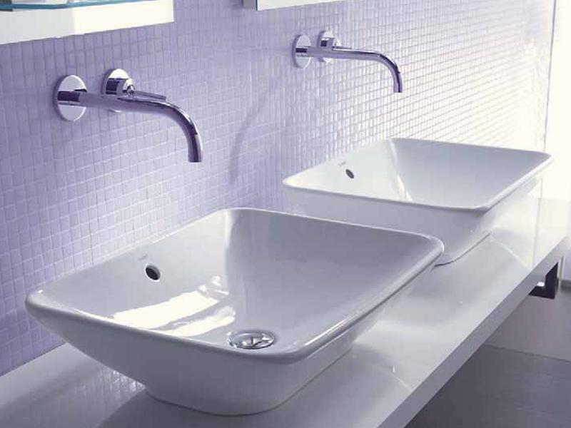 Duravit Bacino Washbasins