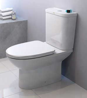 American Standard Neo Modern Closed Coupled WC Bowl CL2630
