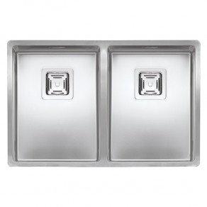 Reginox Texas Double Bowl Kitchen Sink L30x40+30x40