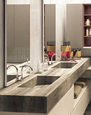 Inda Acuto Furniture Basin