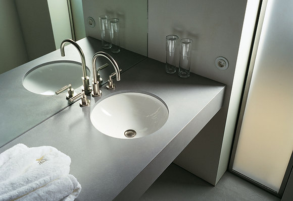 Duravit Architec Undermount Basin 031937
