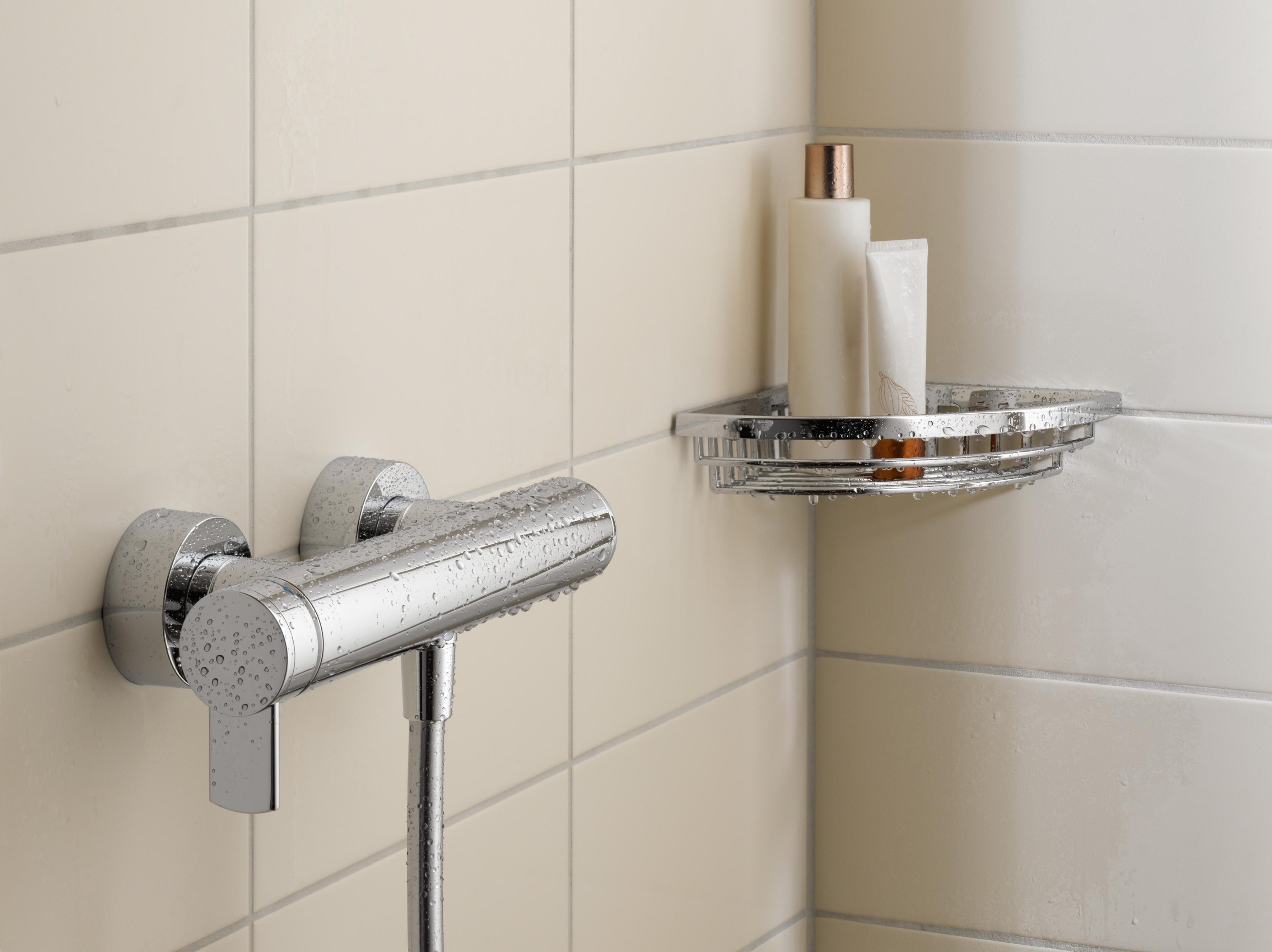 Keuco Plan Exposed Shower Mixer