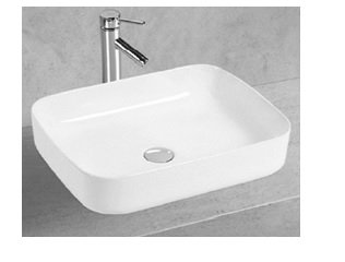 Vera Above Counter Basin D.172 (50x38.5cm)