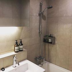 Crestial Link Exposed Bath Mixer