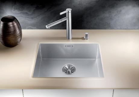 Blanco Zerox 400U Single Bowl Sink
