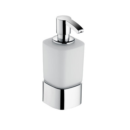 Keuco Elegance Freestanding Foam Soap Dispenser 11653