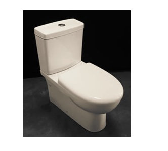 Vera Closed Coupled WC w/ PP Soft Close Seat Cover C.052