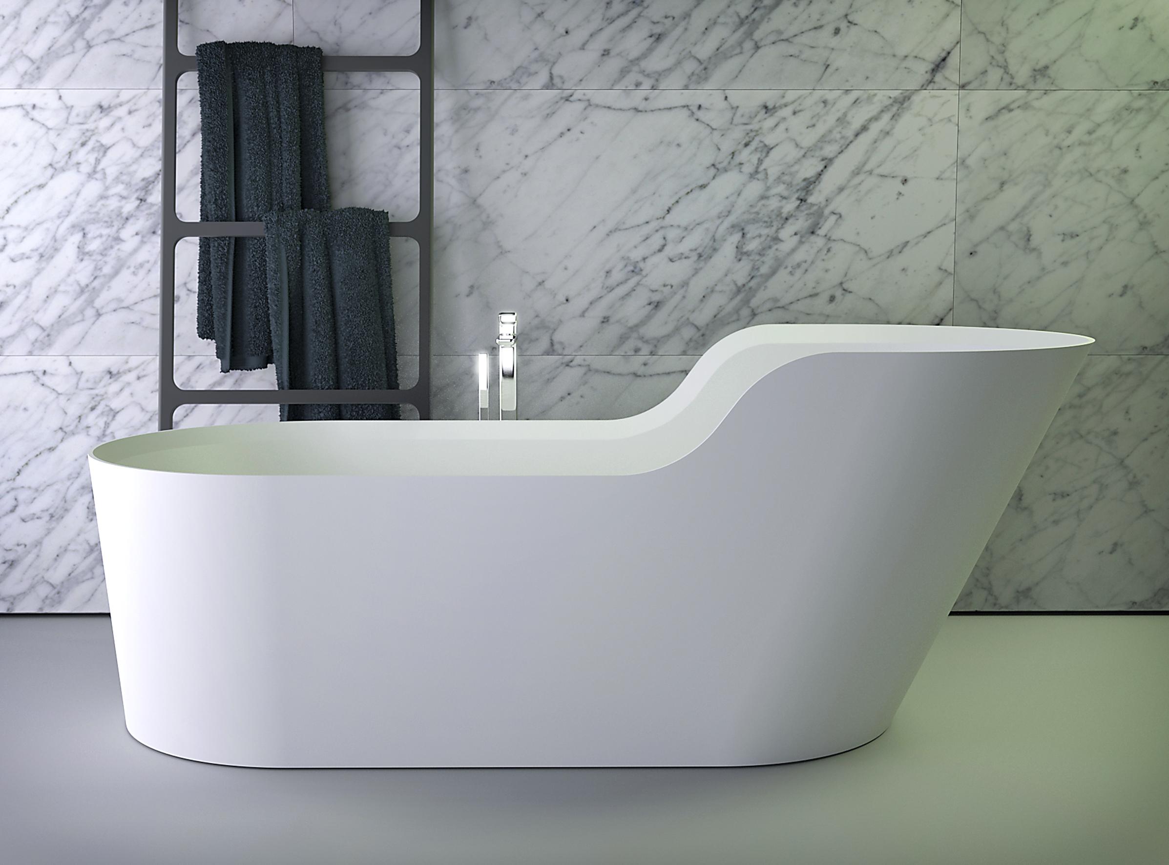 Knief KStone Glow Freestanding Tub