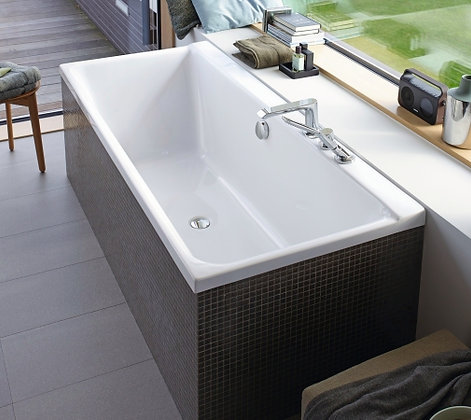 Duravit P3 Comforts Built In Bathtub 700377