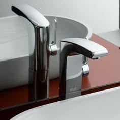 Keuco Elegance Basin Mixer 51602+51601