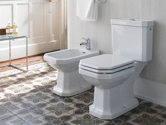 Duravit 1930 Floor Standing Toilet 022709