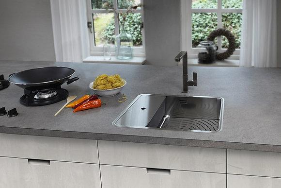 Reginox Niagara Single Bowl Kitchen Sink L50x40