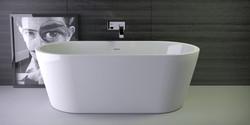Knief Neo Free Standing Bathtub
