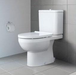 Duravit DuraStyle Basic Floor Standing Toilet 218309