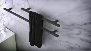 Knief K Stone Towel Rails