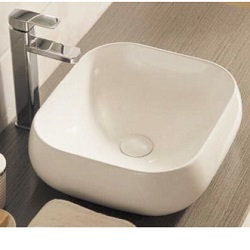 Vera Above Counter Basin D.440 (44x40cm)